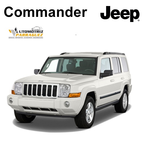 Automotriz Parraguez - Jeep Commander